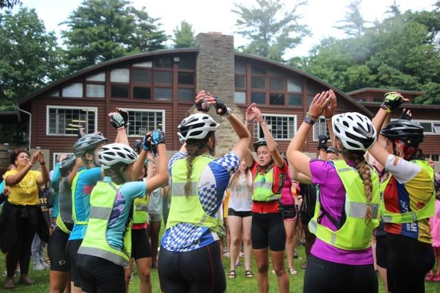 Miniwanca, Girls Camp, Adventurers