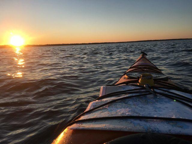 Four Trails Adventures-Sunset Canoe