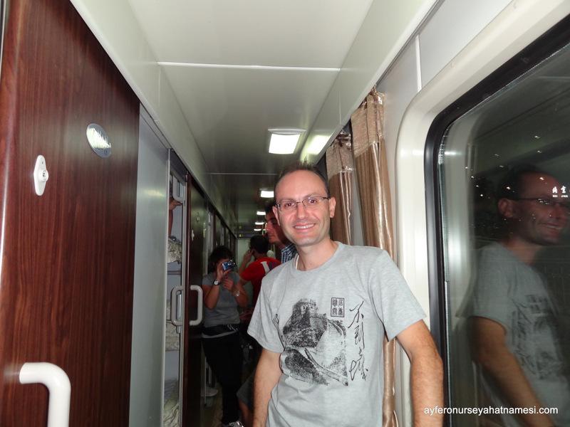 Soft Sleeper Vagonu - Çin'de Tren Yolculuğu