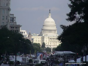 Amerikan Kongre Binası - Washington DC