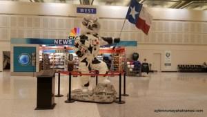 George Bush International Airport - Houston, TX