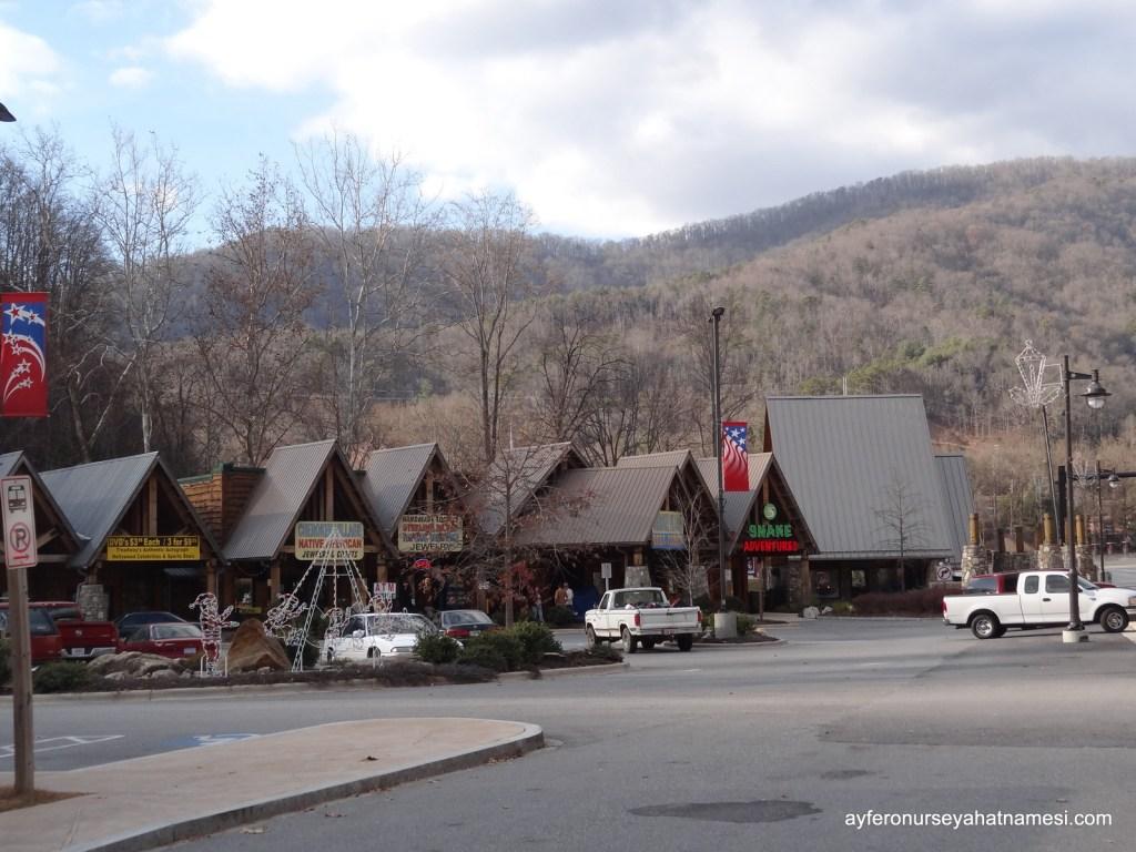 Cherokee Kasabası