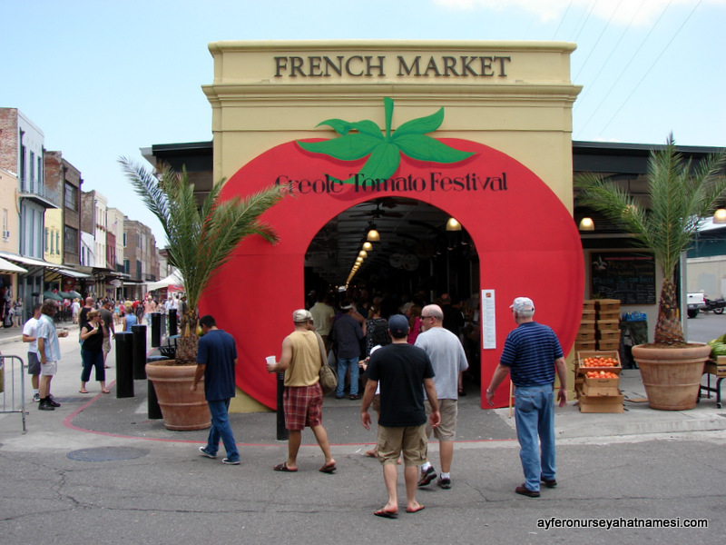 French Market - New Orleans