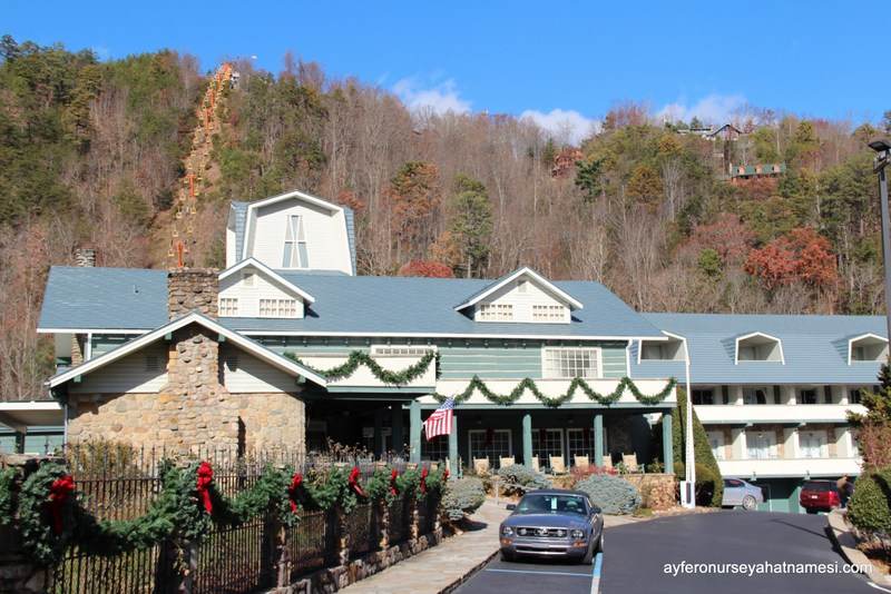 The Historic Gatlinburg Inn