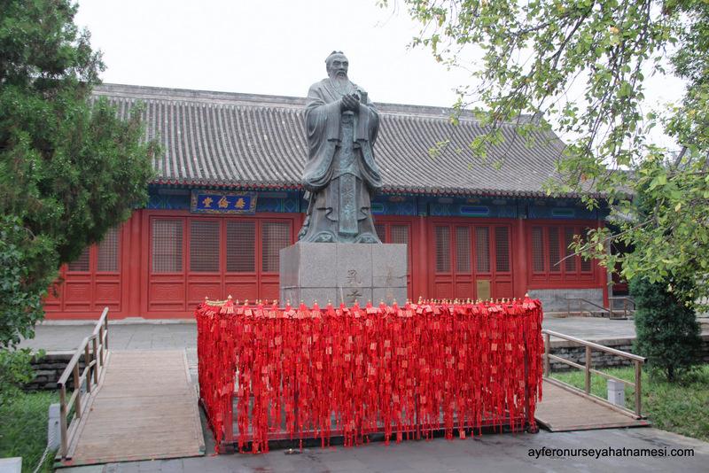 Pekin Konfüçyus Tapınağı