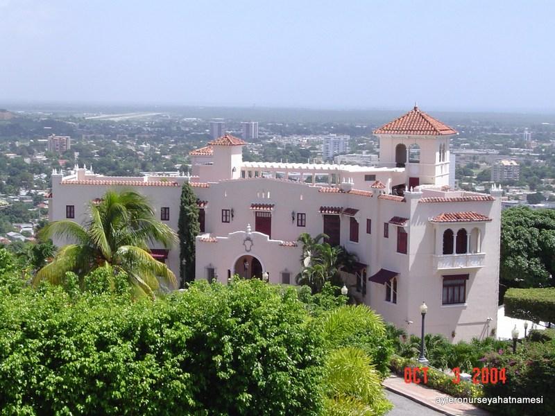 Castillo Serralles - Ponce