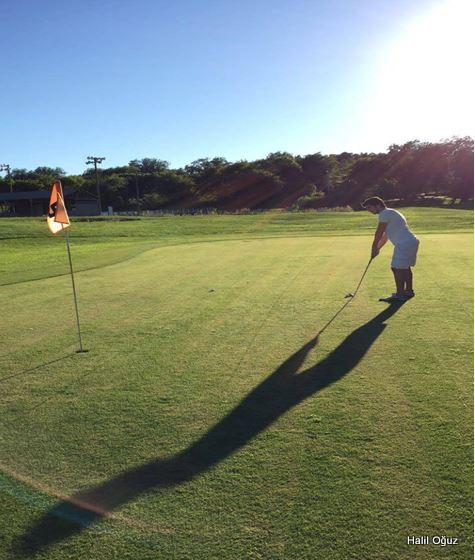 halil golf