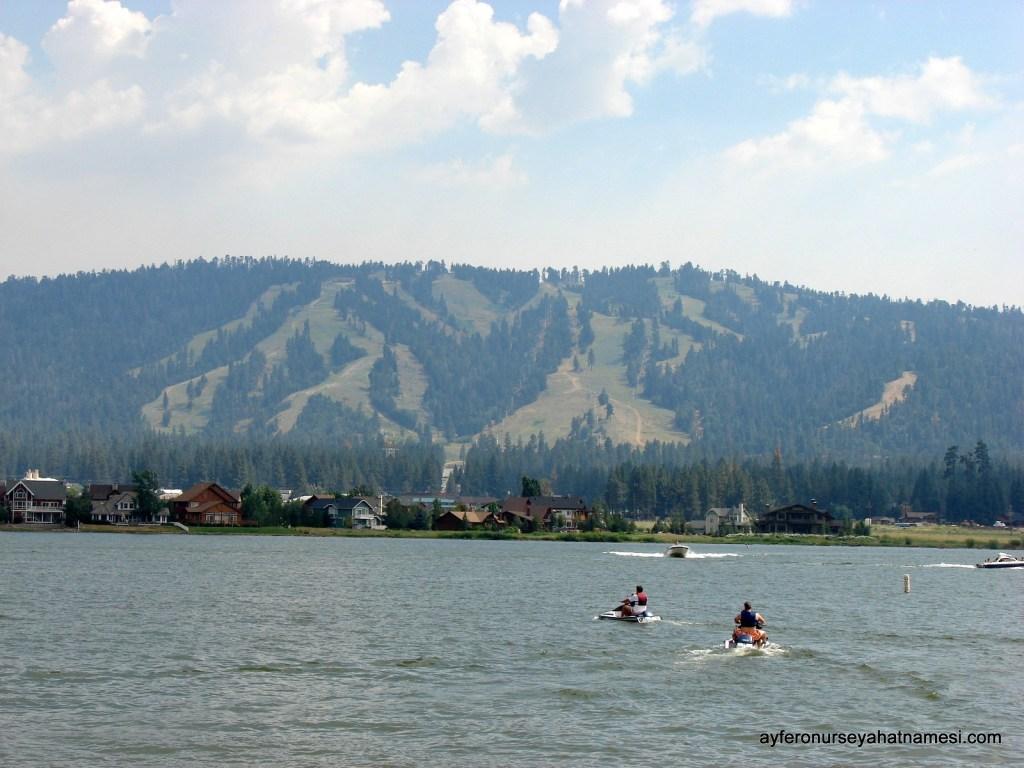 Big Bear Gölü