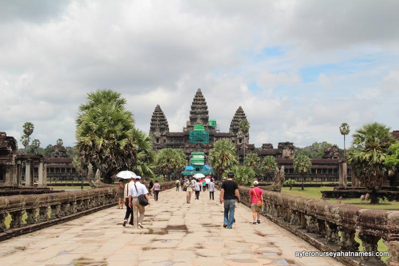 Angkor Wat, Kamboçya