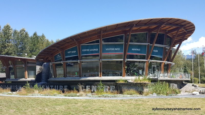 Squamish Visitor Center