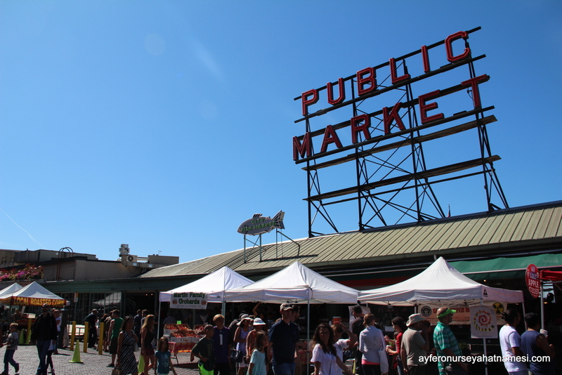 Pike Market Place, Seattle