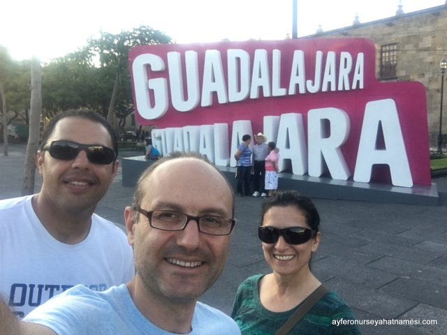 Guadalajara - with Pejman