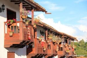 Barichara - Kolombiya