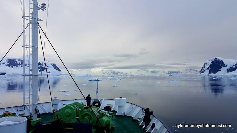 Antarktika Turu Öncesi Hazırlıklar
