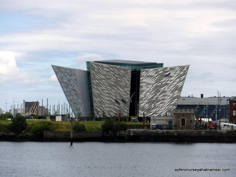 Titanik Müzesi - Belfast, Kuzey İrlanda