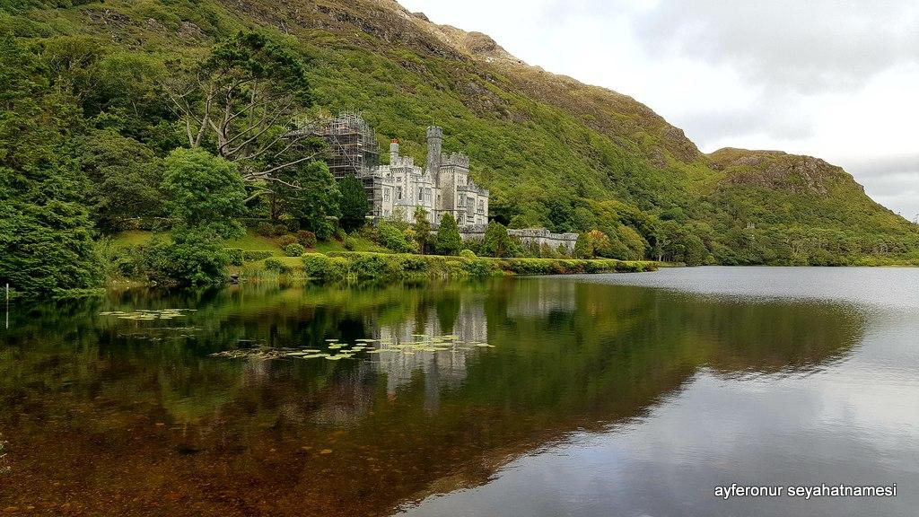 Kylemore Abbey - İrlanda Cumhuriyeti