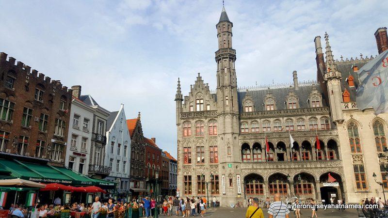Historium Bruges (Brugge Tarih müzesi)