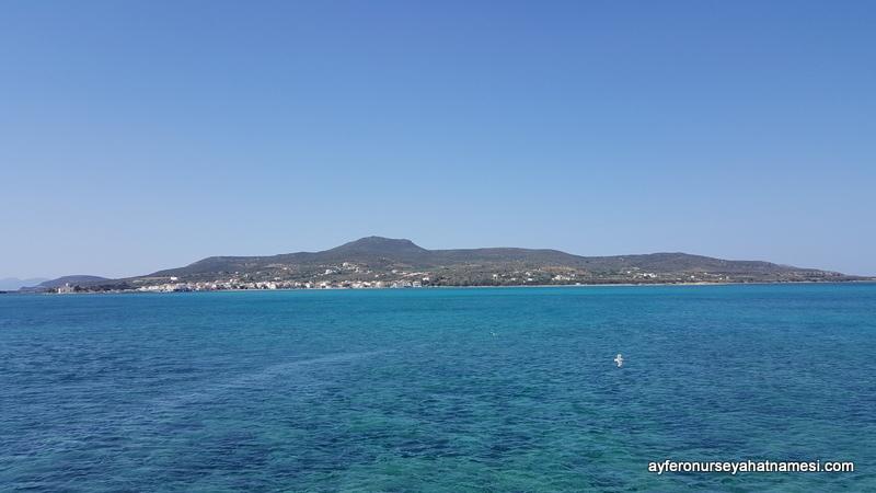Elafonisos Adası - YunanistanEla