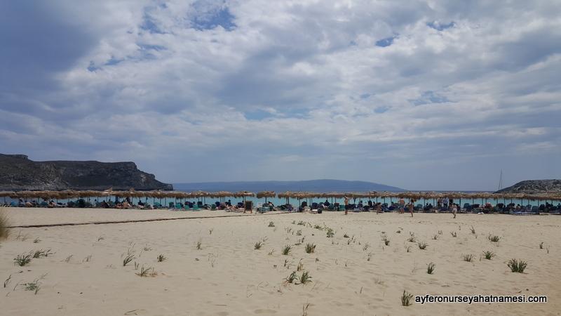 Simos Plajı - Elafonisos Adası