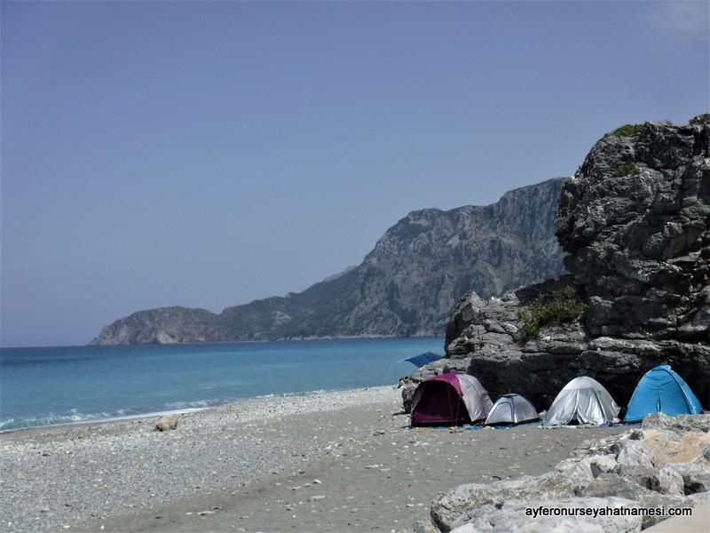 Hiliadou Plajı