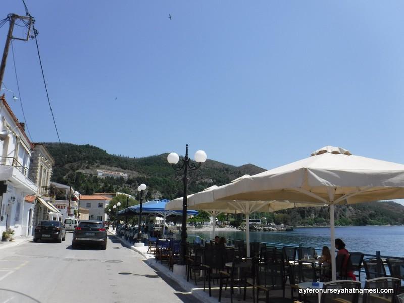 Limni Kasabası - Evia Adası