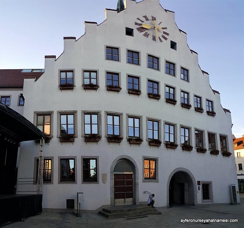 Neumarkt Belediye Binası
