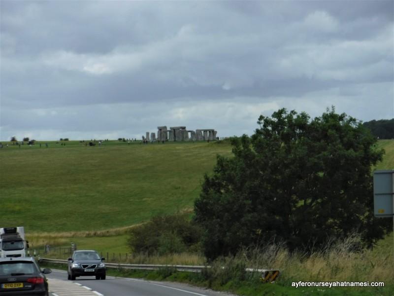 Stonhenge, İngiltere