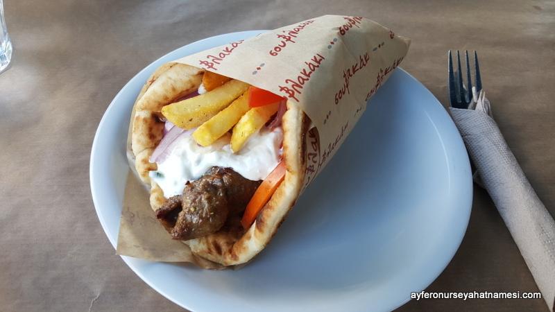 Souvlaki (Σουβλάκι) - Yunan Mutfağı
