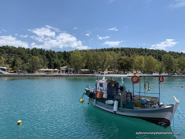 Galaxidi - Yunanistan