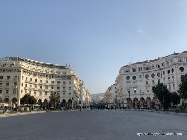 Aristotle Meydanı