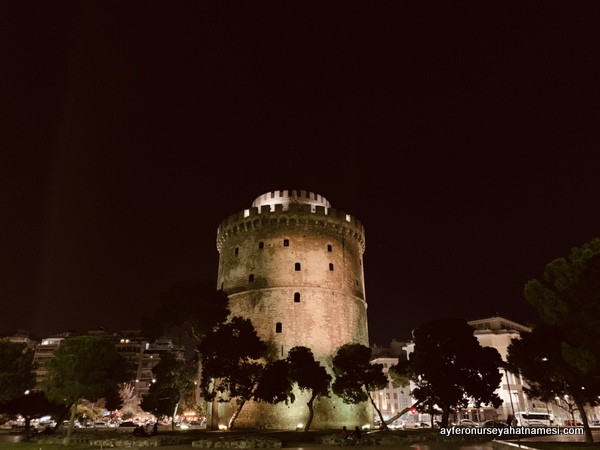 White Tower - Selanik
