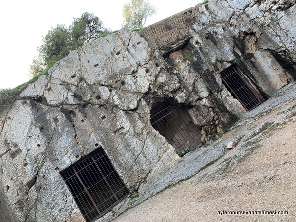 filozof Sokrates'in hapishanesi - Atina