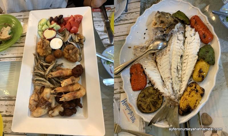 Imerovigli restaurant - Athens