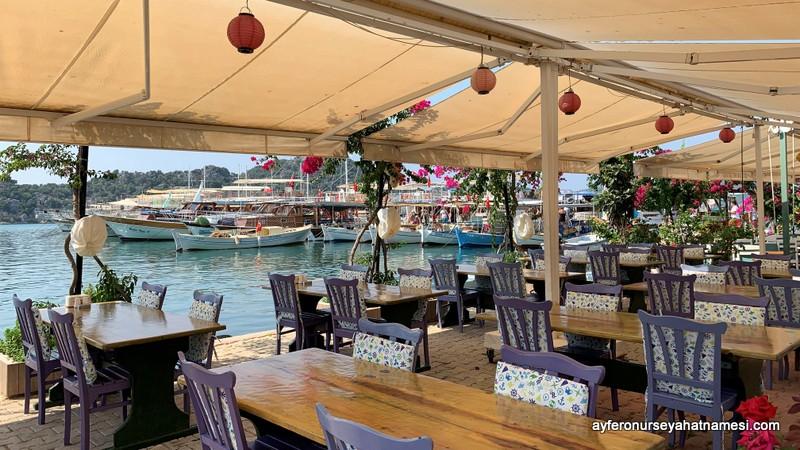 Üçağız Köyü - Demre, Antalya