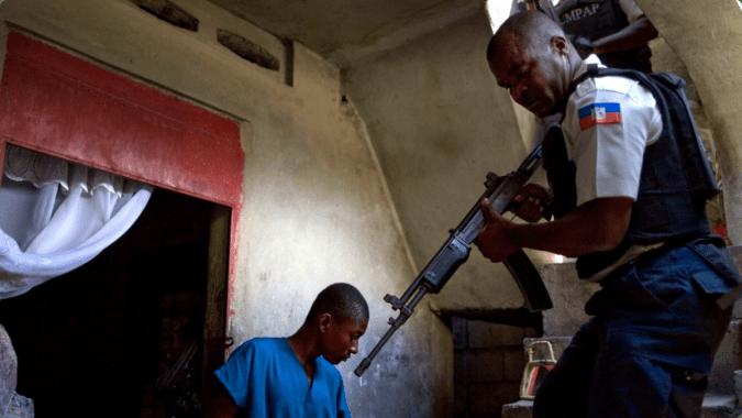 Résultats de recherche d'images pour «insecurite en haiti»