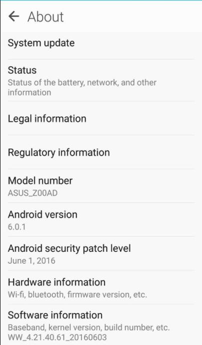 Cara Update Asus Zenfone 2 Ze551ml Ke Marshmallow : update, zenfone, ze551ml, marshmallow, Manually, Update, Zenfone, (ZE550ML), Model, Number, Z008D, Lollipop, Marshmallow, Ayiek's