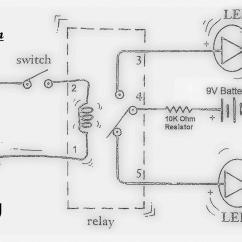 Simple Relay Circuit Diagram Viper 5000 Alarm Wiring