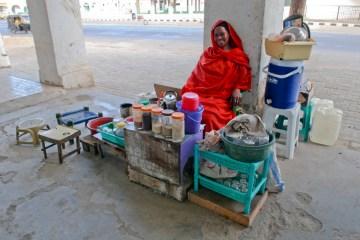 port sudan tea lady
