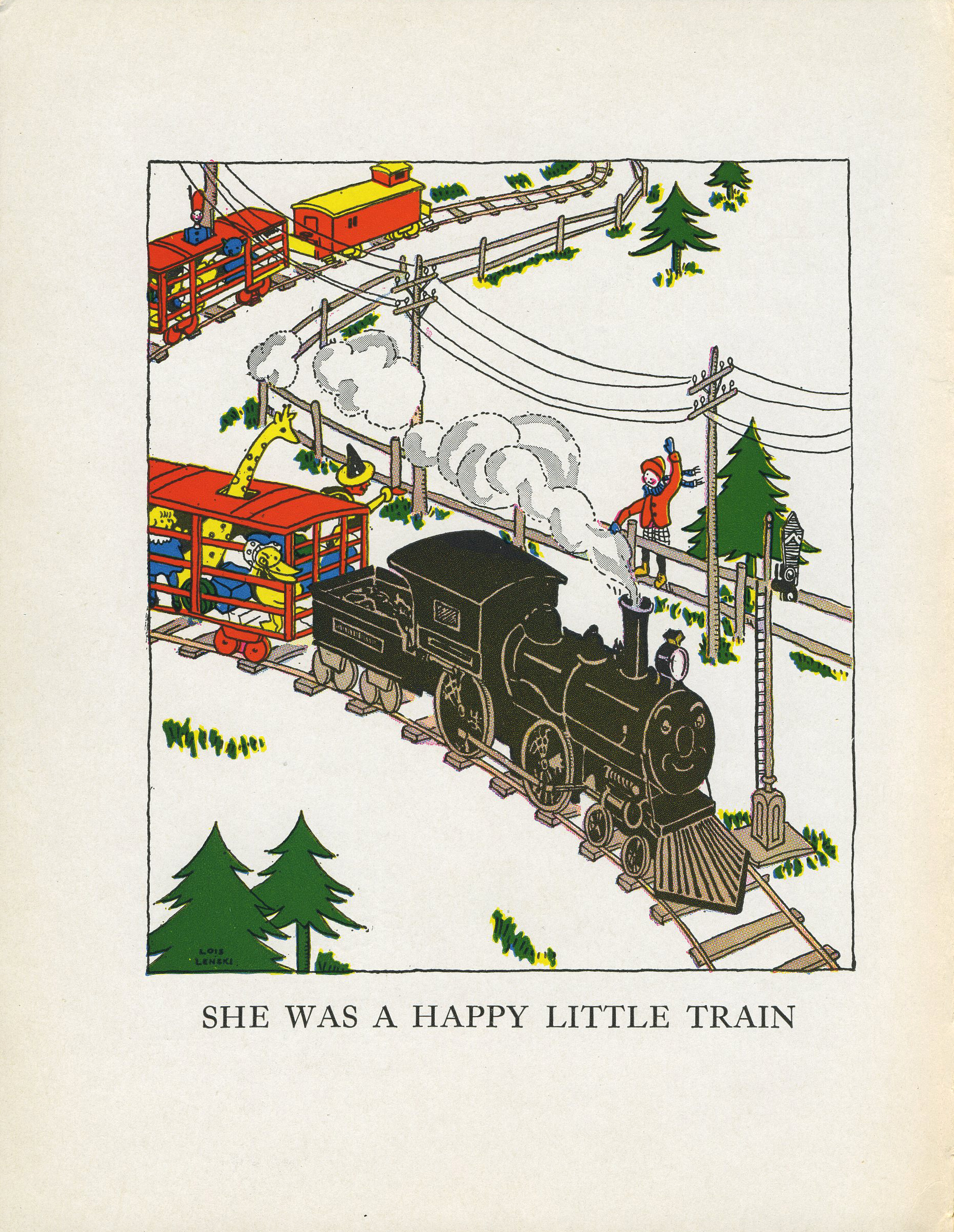 The Little Engine That Could Ayla S Blog