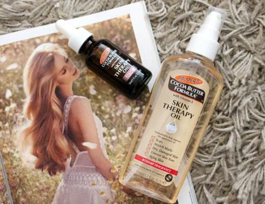 skin therapy oil