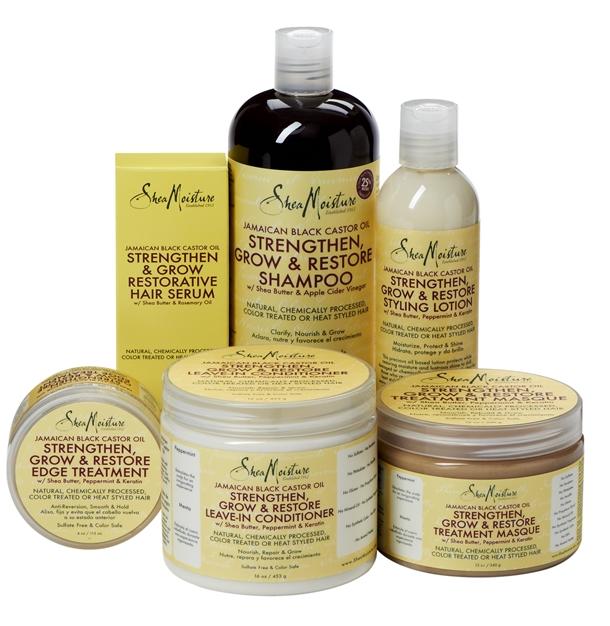shea moisture jamaican black castor oil