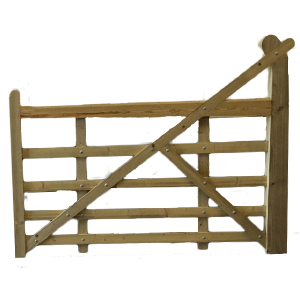 Entrance Field Gate