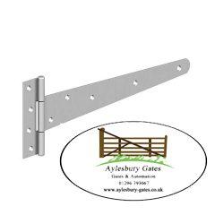 Tee Hinge Galv aylesbury gates