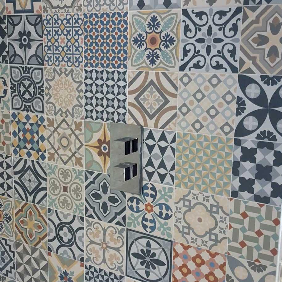 Top Tile Trends - Moroccan Tiles