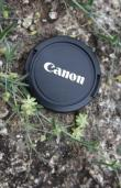 Now you can relate the size to a lens cap