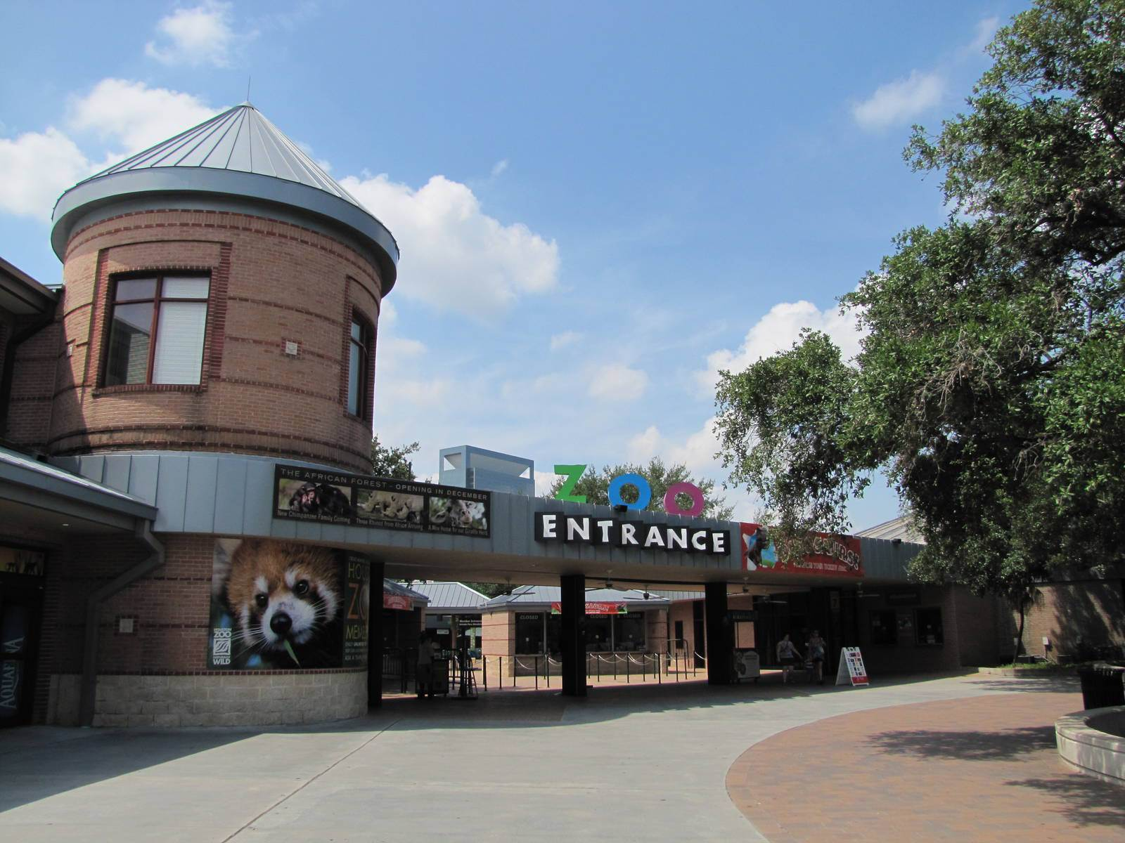 Houston Zoo - Hermann Park Dr, Houston, Texas - Rated based on 32, Reviews