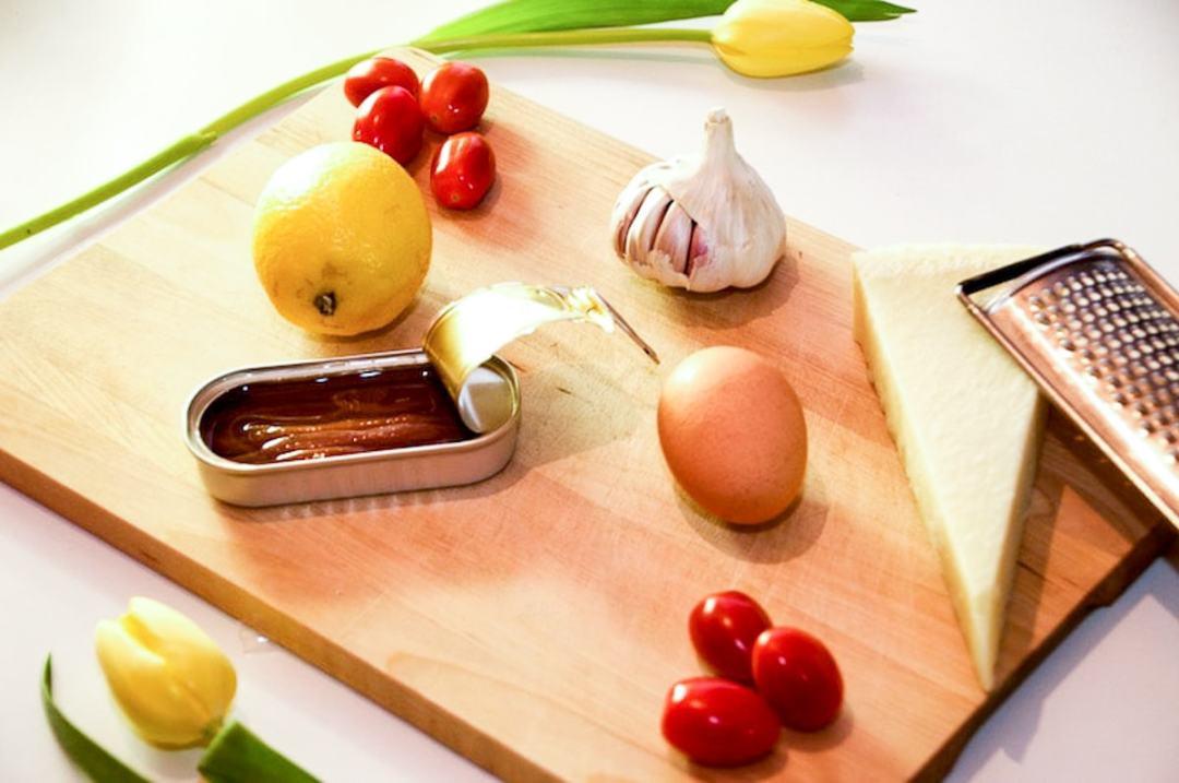 Caesar salade met kip Ingrediënten