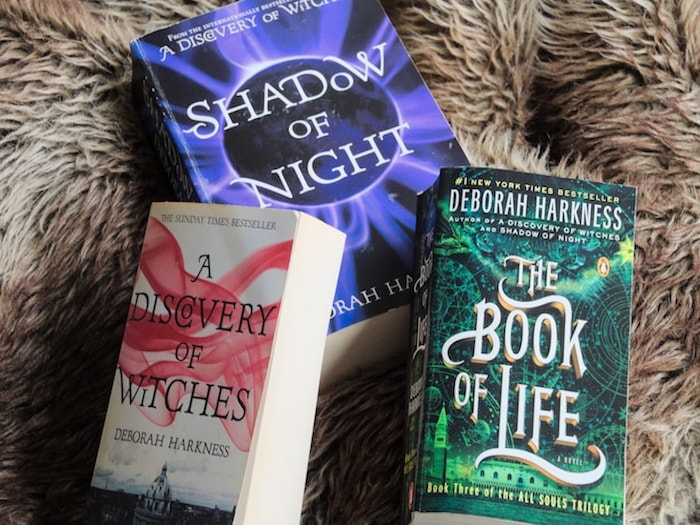All Souls Trilogy Halloween boeken