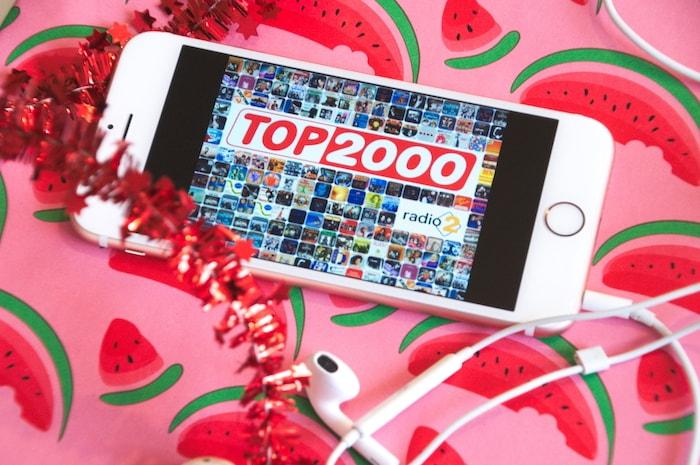 Top2000 luisteren op mijn telefoon