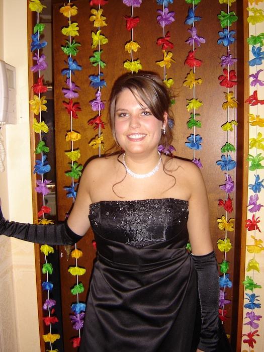 Ayla in 2007 gala